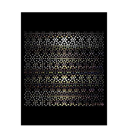 Milv, Слайдер-дизайн F176 №19, голография