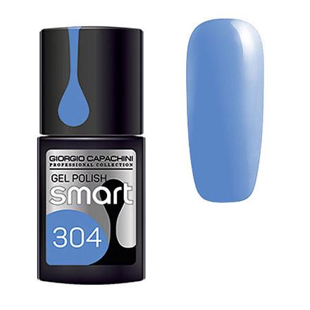 Купить Giorgio Capachini, Гель-лак Smart №304, Синий