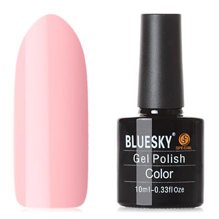 Bluesky, Гель-лак Camellia №23Bluesky Шеллак<br>Гель-лак (10 мл) бледно-розовый, без перламутра и блесток, плотный.<br><br>Цвет: Розовый<br>Объем мл: 10.00