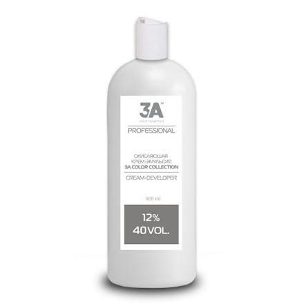 Купить 3А, Окисляющая крем-эмульсия 40 Vol/12%, 900 мл