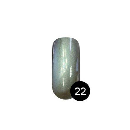 TNL, Втирка «Северное сияние» №22, коричневаяВтирка для ногтей<br>Втирка для создания оригинального зеркального маникюра (2 г).<br>