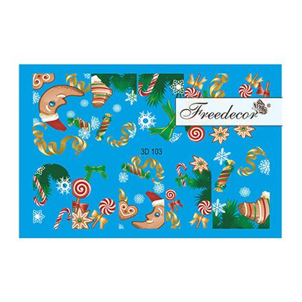 Freedecor, 3D-слайдер №103