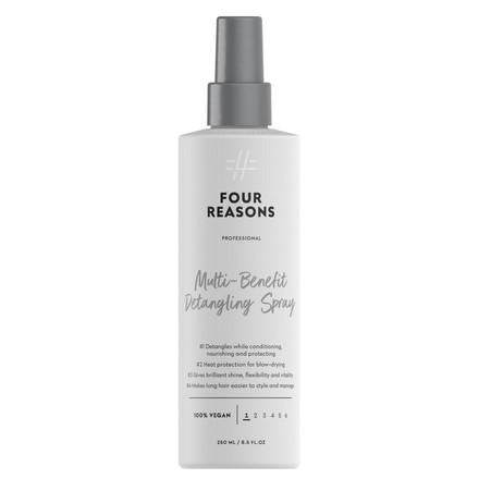Four Reasons, Спрей для волос Multi-Benefit Detangling, 250 мл  - Купить