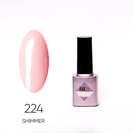 Купить ЛакSHERY, Гель-лак №224, Розовый