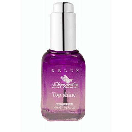 Купить Dona Jerdona, Быстросохнущее защитное покрытие Top Shine, 30 мл