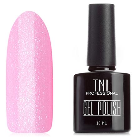 Гель-лак TNL, Цвет №044 нежно-розовый с перламутром (TNL Professional)