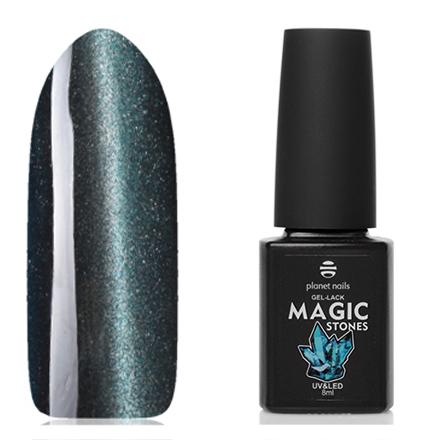 Купить Planet Nails, Гель-лак Magic Stones №819, Синий