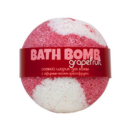 Купить Savonry, Бурлящий шарик для ванны Grapefruit, 100 г