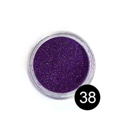 TNL, Дизайн для ногтей: блестки №38