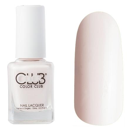 Color Club, цвет № 0549 Pink SatinaColor Club<br>Профессиональный лак (15 ml) молочный с розовым подтоном и еле заметным перламутром, полупрозрачный<br><br>Цвет: Белый<br>Объем мл: 15.00