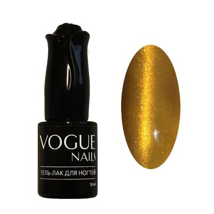Vogue Nails, Гель-лак Кошачий глаз Золотая лихорадка