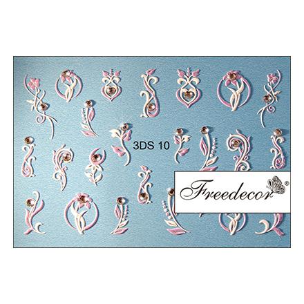 Купить Freedecor, 3D-слайдер №S10