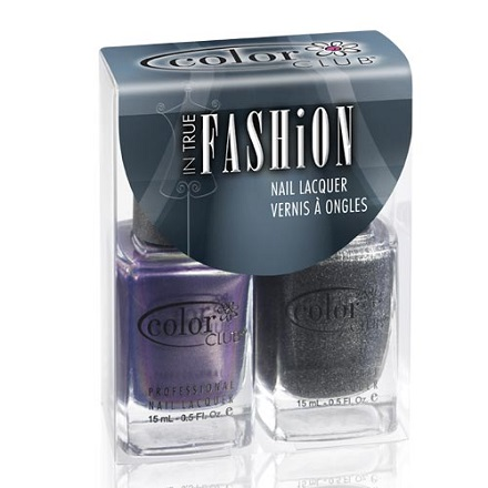 Color Club, Набор лаков In True Fashion Duo Pack A