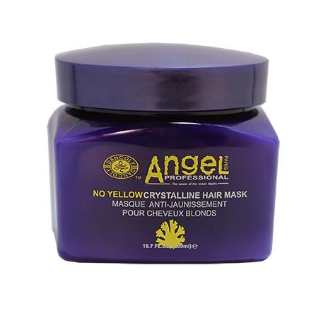 Купить Angel Professional, Маска для нейтрализации желтизны Crystalline, 500 мл