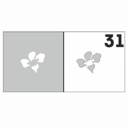 Airnails, Трафареты №31