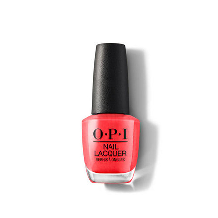 Купить OPI, Лак для ногтей Classic, Aloha From OPI, Красный