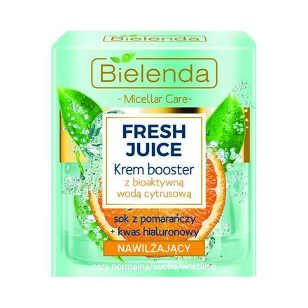 Купить Bielenda, Крем для лица Fresh Juice, апельсин, 50 мл