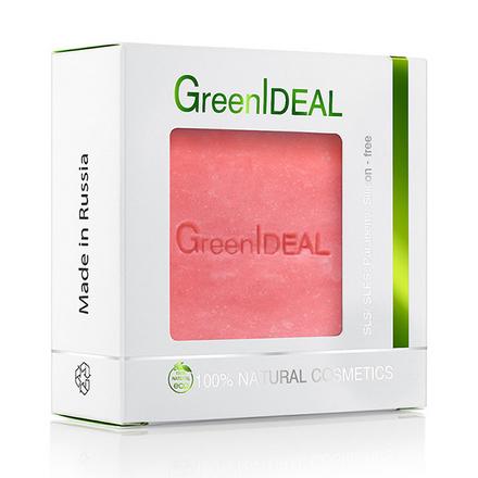Купить GreenIDEAL, Мыло ручной работы «Роза», 100 г