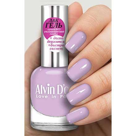 Купить Alvin D'or, Лак-гель №16147, Фиолетовый