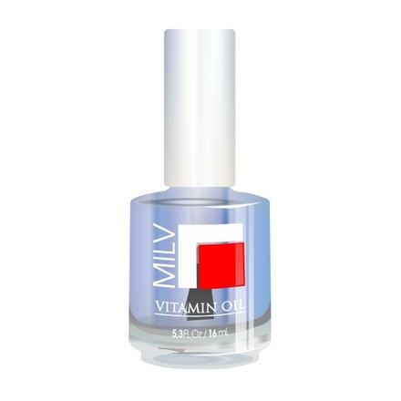 Milv, Масло витаминное для ногтей Мята (MILV)