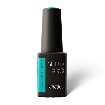 Купить Kinetics, Гель-лак Shield №365, 15 мл, Синий