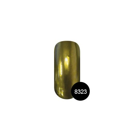 Купить TNL, Втирка для ногтей «Хром», золото, TNL Professional