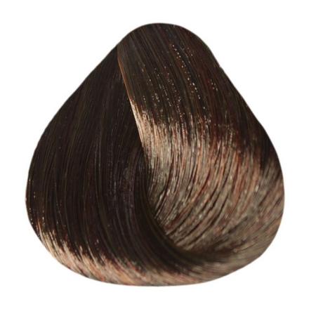 Estel, Краска-уход 5/75 De Luxe, светлый шатен коричнево-красный, 60 мл