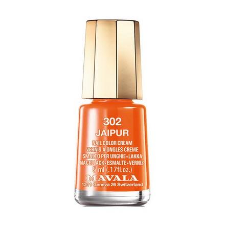 Mavala, Лак для ногтей №302, JaipurMavala<br>Лак для ногтей (5 мл). Точное описание цвета появится в ближайшее время.