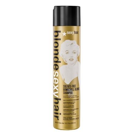 Sexy hair, Шампунь для сохранения цвета блонд без сульфатов, 300 мл (Sexy Hair)