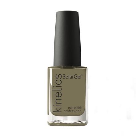 Купить Kinetics, Лак для ногтей SolarGel №476, Renascent, Зеленый