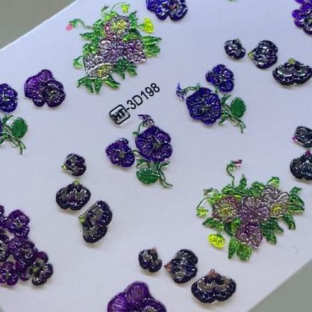 Купить Anna Tkacheva, 3D-слайдер Crystal HT №198