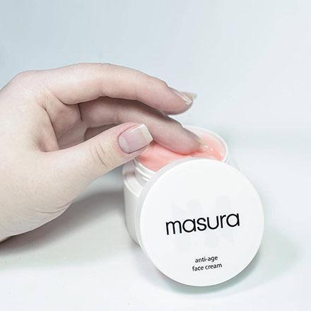 Купить Masura, Дневной крем для лица Anti-Age, 50 мл