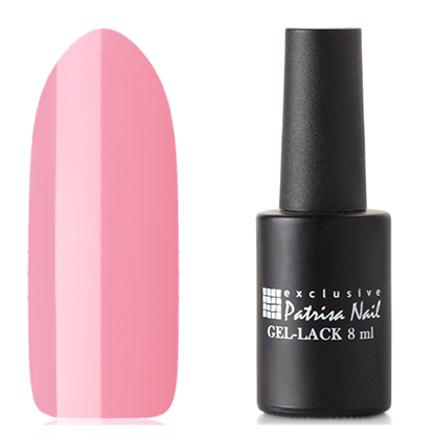 Patrisa Nail, Гель-лак Dream Pink №N5Patrisa Nail трехфазный шеллак<br>Каучуковый гель-лак (8 мл) светлый вишнево-розовый, без перламутра и блесток, полупрозрачный.