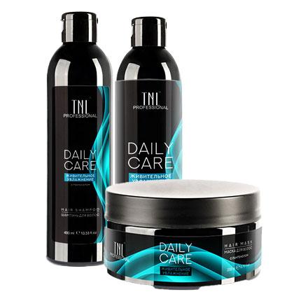 TNL, Набор для волос Daily Care «Живительное увлажнение» фото