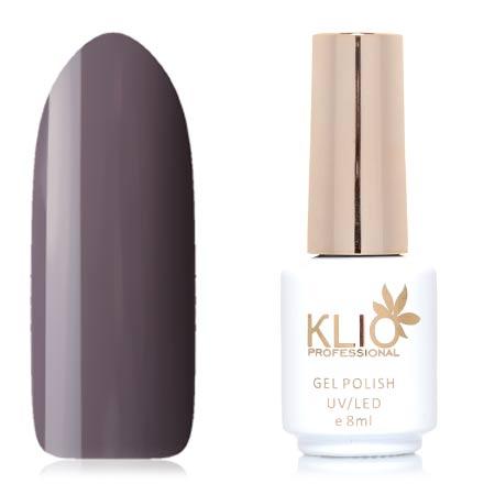 Klio Professional, Гель-лак Total Perfection, №68Klio Professional<br>Гель-лак (8 мл) коричнево-серый, без перламутра и блесток, плотный.<br><br>Цвет: Черный<br>Объем мл: 8.00