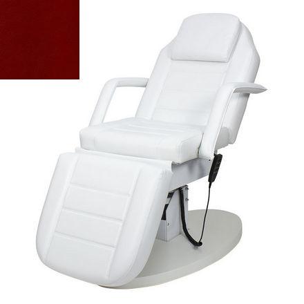 Купить Мэдисон, Косметологическое кресло «Элегия-02», бордовое матовое