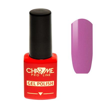 Купить CHARME Pro Line, Гель-лак № 090, Глициния, Фиолетовый