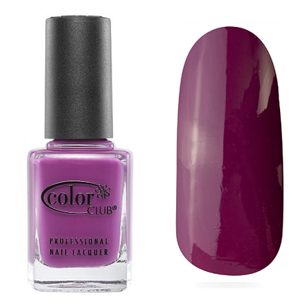 Color Club, цвет № 886 Ms. Socialite color club art club цвет 053 neon orange 7 ml