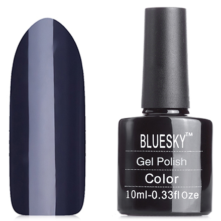 Bluesky, Гель-лак №80586 Indigo Frock