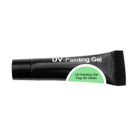 ОлеХаус, UV-Гель Pop Art Green, 5мл, Зеленый  - Купить