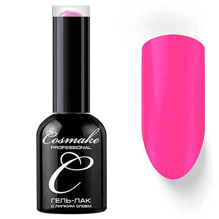 Купить Cosmake, Гель-лак №27, Розовый