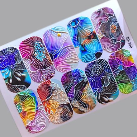 AnnaTkacheva,3D-слайдер№340 «Цветы. Цветочки» фото