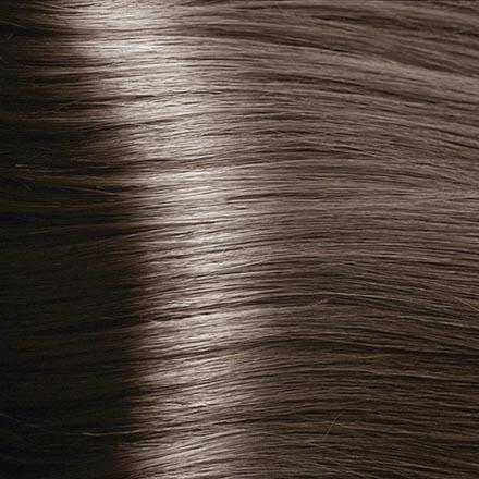 Kapous, Крем-краска для волос Hyaluronic 7.1, блондин пепельный, 100 мл краска для волос kapous professional hyaluronic acid hair color серебро