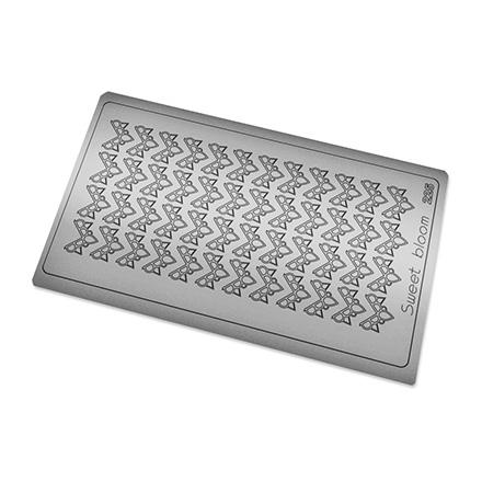 Купить Freedecor, Металлизированные наклейки №225, серебро