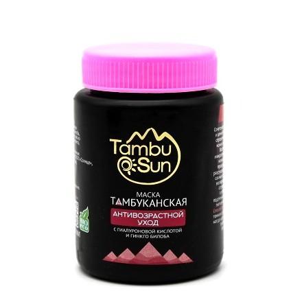 Купить TambuSun, Маска для лица «Антивозрастной уход», 100 мл
