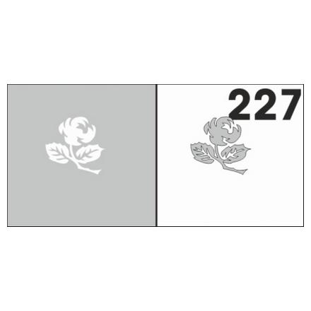 Airnails, Трафареты №227