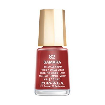 Mavala, Лак для ногтей №82, SamaraMavala<br>Лак для ногтей (5 мл). Точное описание цвета появится в ближайшее время.