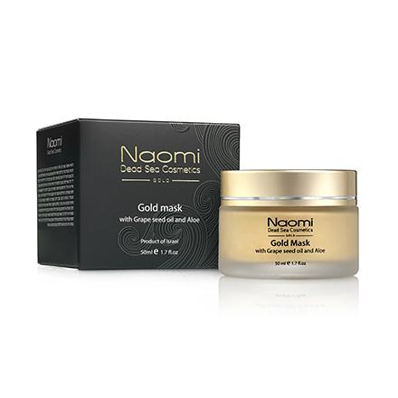 Купить Naomi, Золотая маска, 50 мл