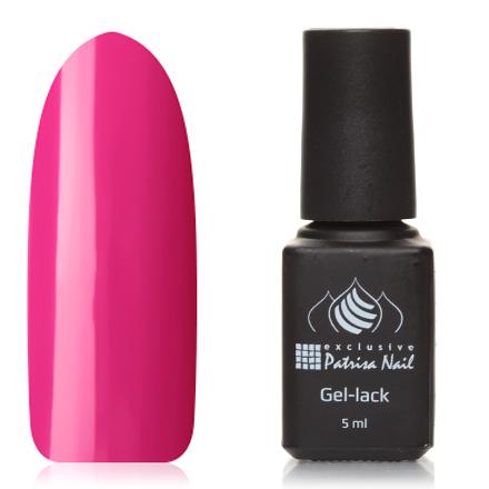 Patrisa Nail, Гель-лак №711 Бульварное кольцоPatrisa Nail однофазный шеллак<br>Однофазный гель-лак (5 мл) цвета розовой фуксии, без перламутра и блесток, плотный.<br><br>Цвет: Розовый<br>Объем мл: 5.00