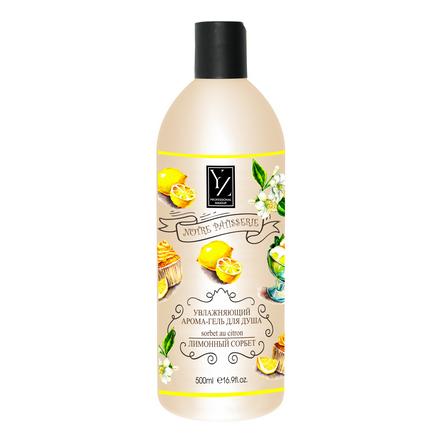 Yllozure, Аромагель для душа «Лимонный сорбет», 500 мл фото